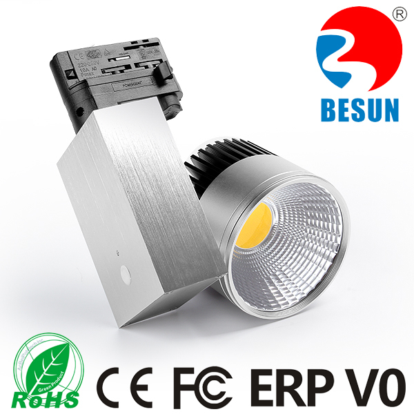 T2021, T2031, T2043 COB LED Track Light
