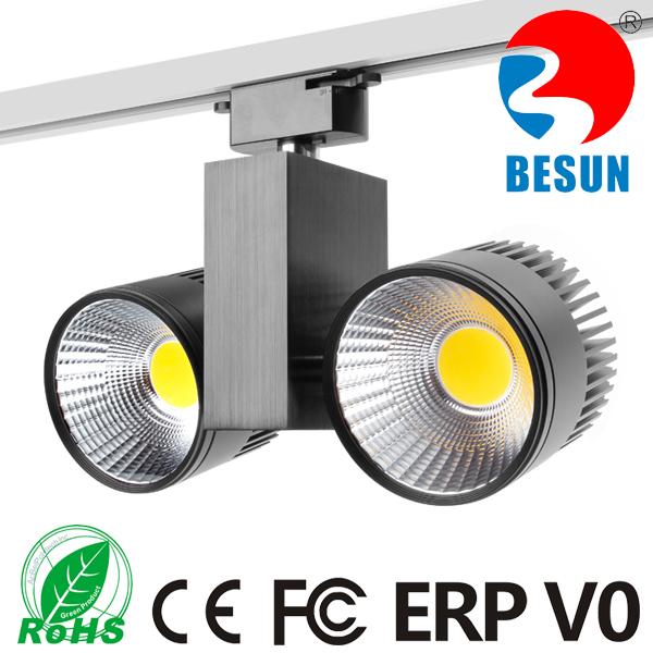 T2021D, T2031D, T2043D COB LED Track Light
