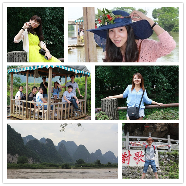 2013 yangshuo of Guilin