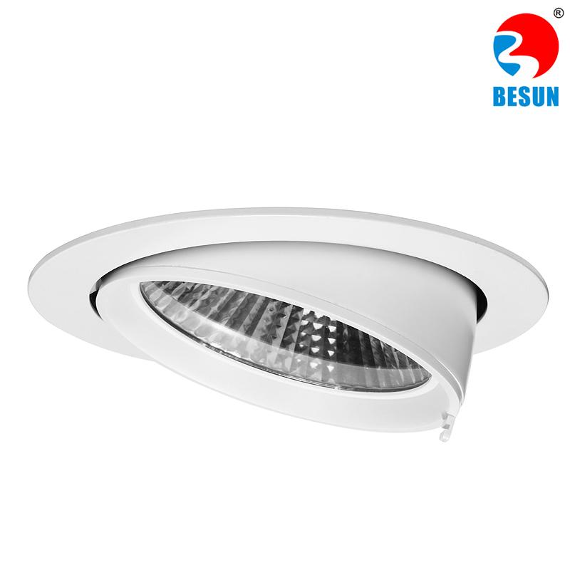New COB LED Gimbal Light 7-50W