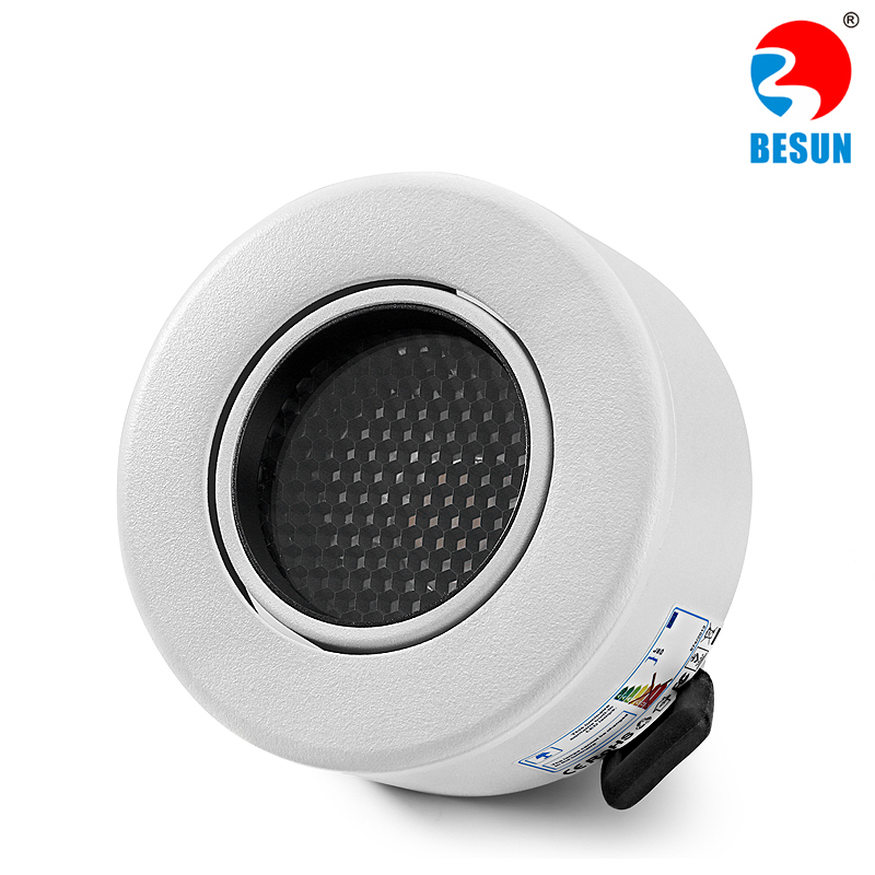 SGP partial recessed cob led downlight 7-30W