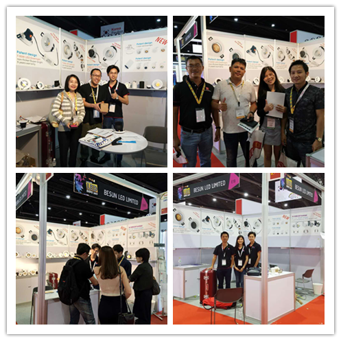 LED EXPO Thailand 2017 - BESUN