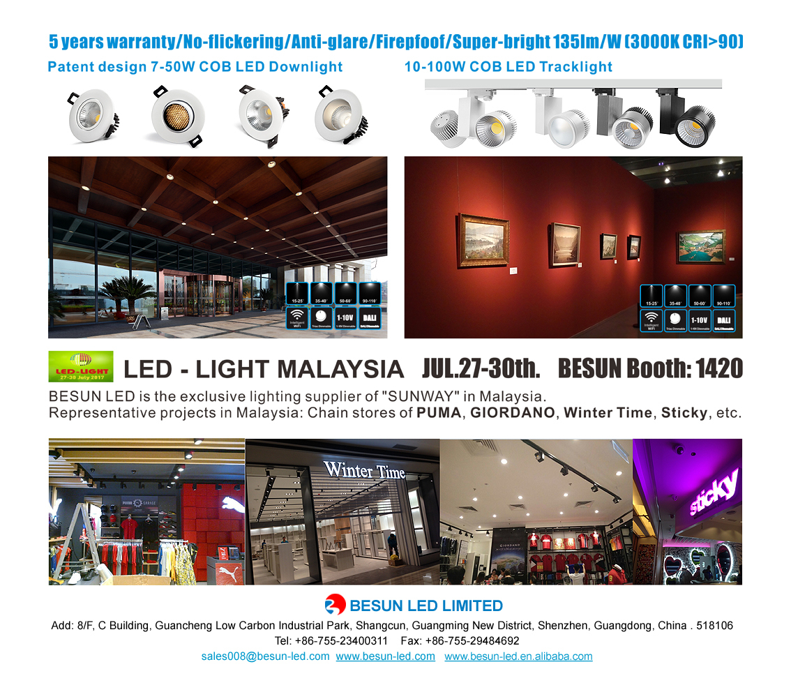 BESUN led light