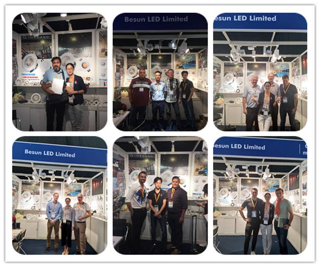 HongKong International Lighting Fair - BESUN